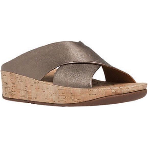 ef228fbf3 Fitflop Shoes - FitFlop 7 KYS slide sandal